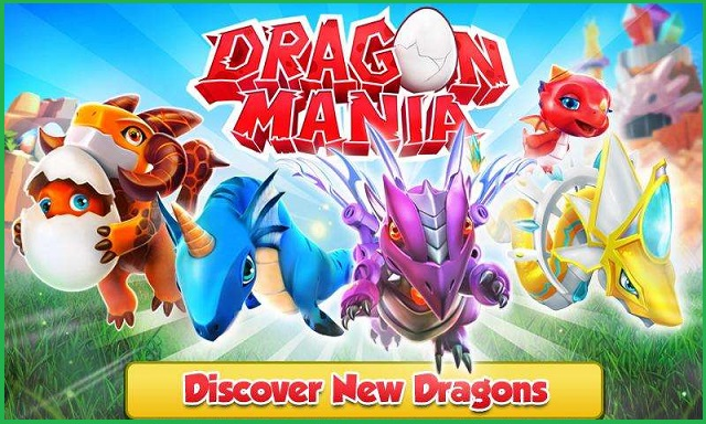 Dragon Mania Legends mod apk download free for android