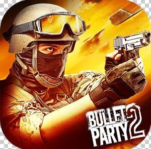 Bullet Party CS 2 GO STRIKE Mod