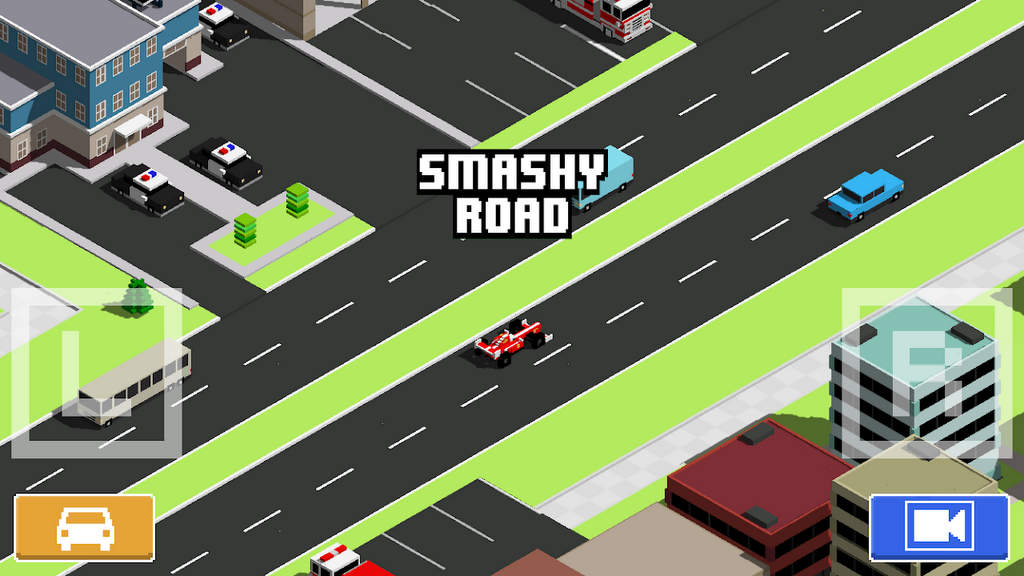 smashy road mod apk
