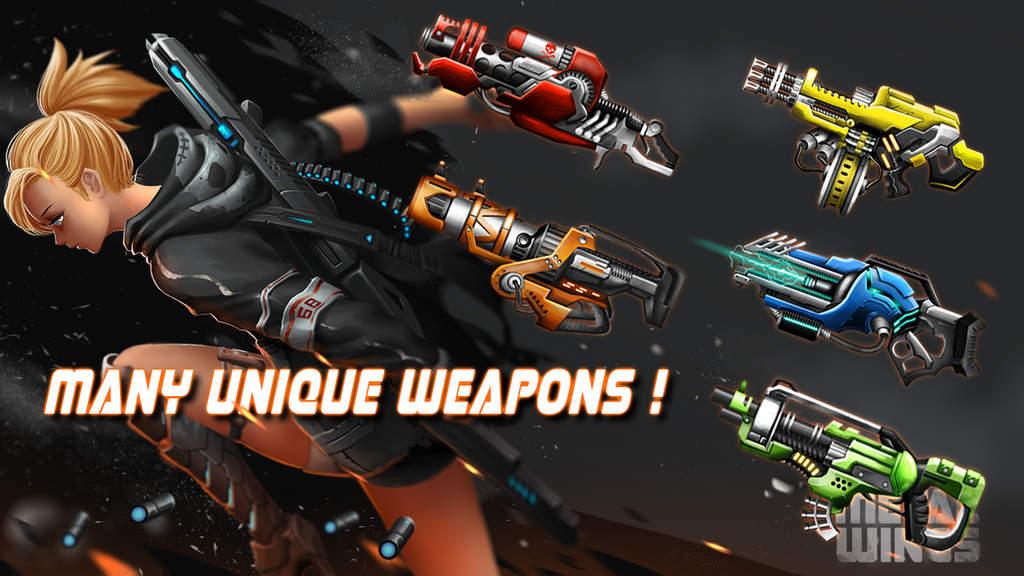 Metal Wings Elite Force Mod apk