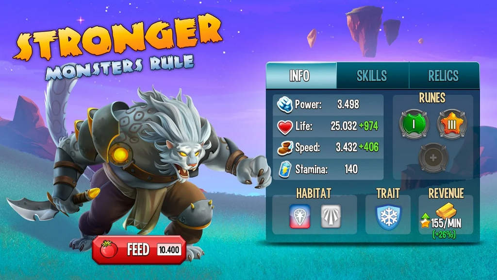 Monster Legends Apk Modded