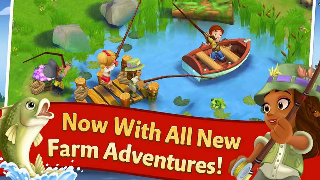 FarmVille 2 Country Escape Mod Apk