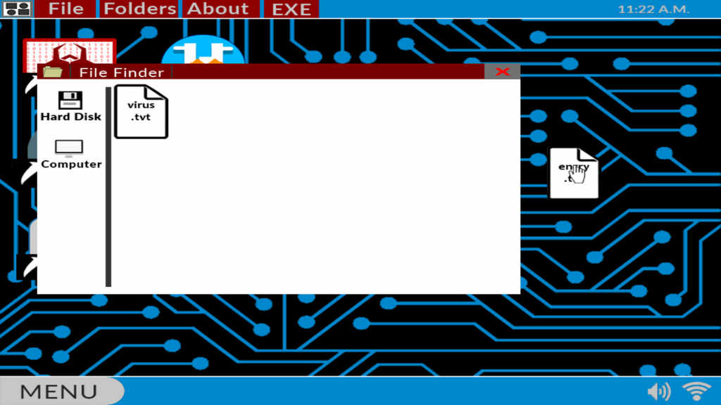 Hacker.exe - Mobile Hacking Simulator Apk