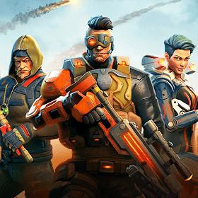 Hero Hunters Mod Apk