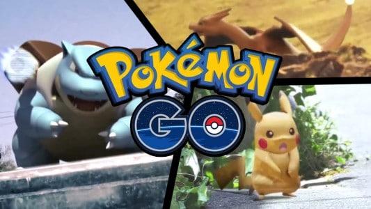 تحميل لعبة Pokemon Go للاندرويد