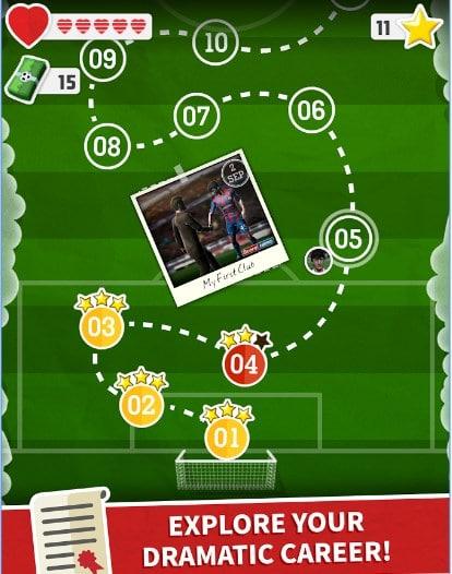 تحميل Score Hero 2017