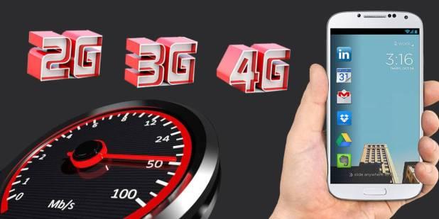 تعرف علي الفرق بين 1G و 2G و 3G و 4G وهل هاتفك يدعم ال 4G ام لا