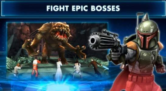 تنزيل Star Wars Galaxy of Heroes