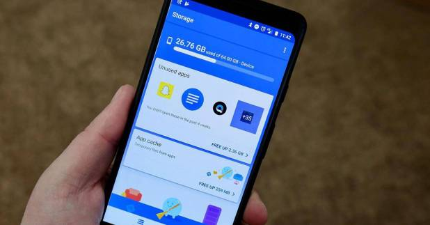 تحميل تطبيق Files Go أفضل مدير ملفات لهواتف الاندرويد من جوجل