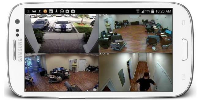 ثلاثة تطبيقات رائعة لتحويل هاتفك القديم إلي كاميرا مراقبة ( لهواتف الاندرويد والأيفون )
