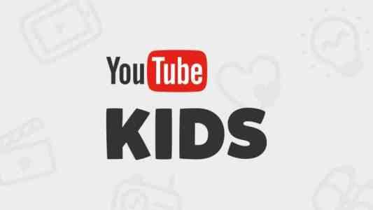 تطبيق يوتيوب كيدز