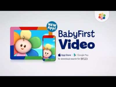 تطبيق Baby First