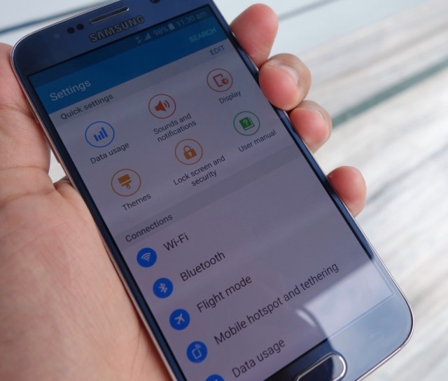 How to factory reset the Samsung Galaxy S25 and Galaxy S25 edge