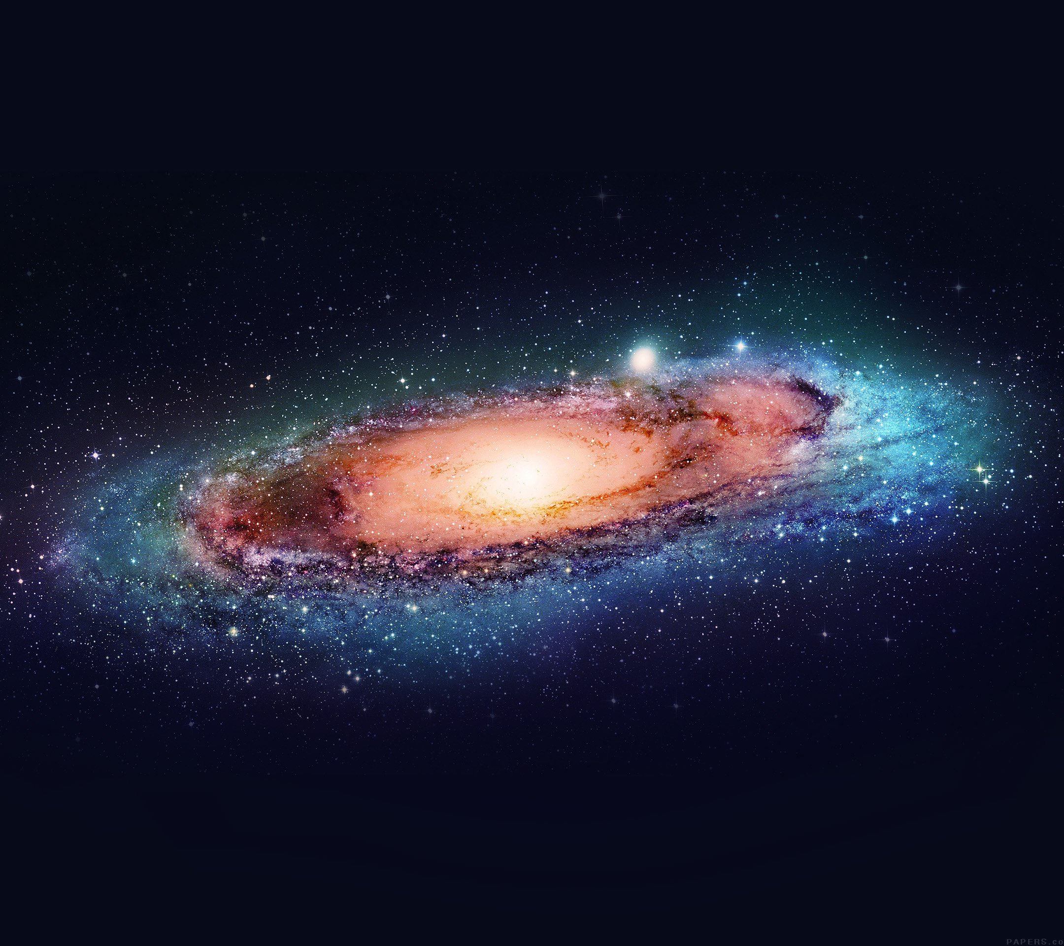 2650 x 1440 space