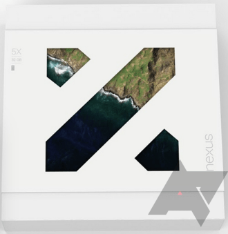 Nexus 5X retail box