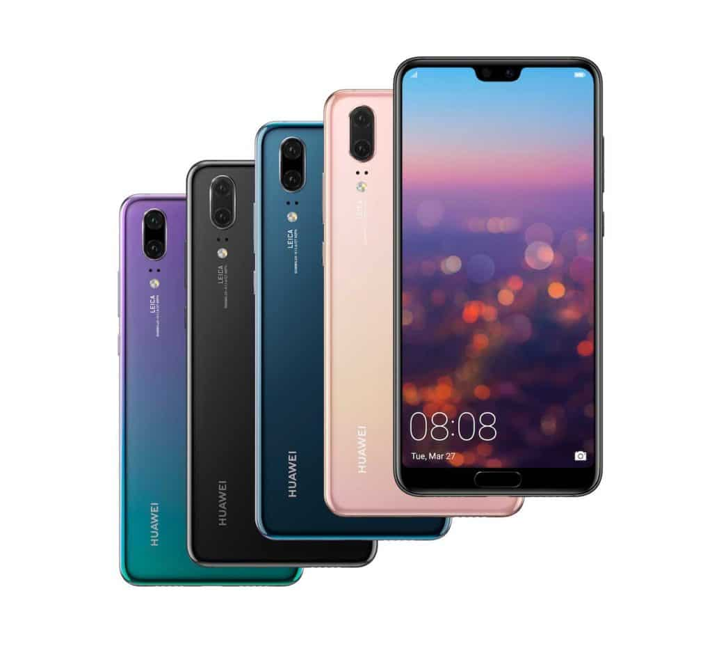 Do the Huawei P20 and P20 Pro Feature an IR Blaster?