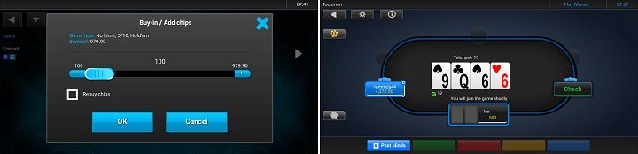 Review of the 888poker Android app