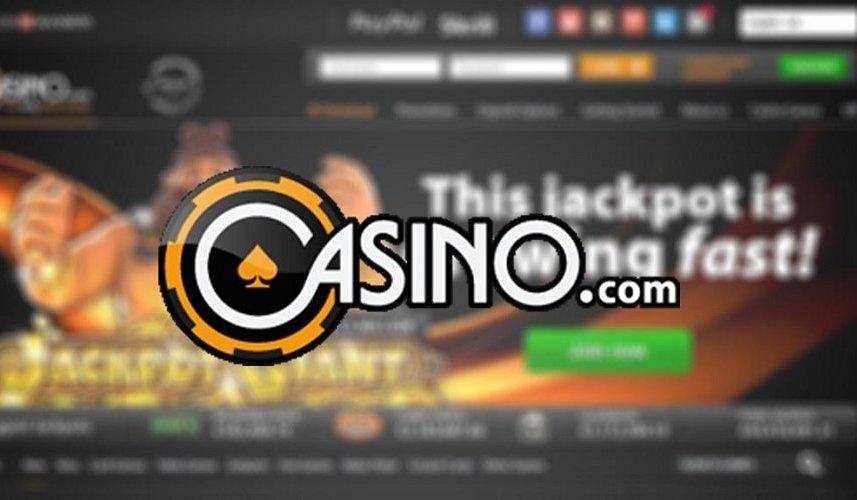 casino.com mobile app for Android