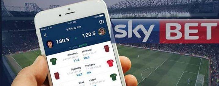 Sky Bet app now on Google Play