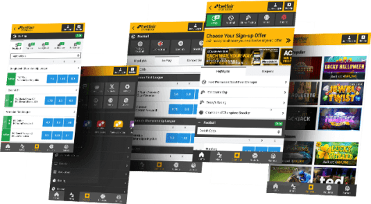 Guide to betfair mobile