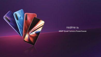 Photo of Realme 5S: Neues Android-Smartphone mit Quad-Kamera für unter 140 Franken