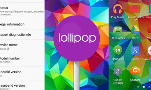 How to Update Galaxy S5 to Android 5.0 Lollipop Manually [How To] 5