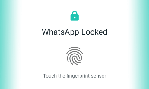 WhatsApps Fingerprint Lock Feature On Android