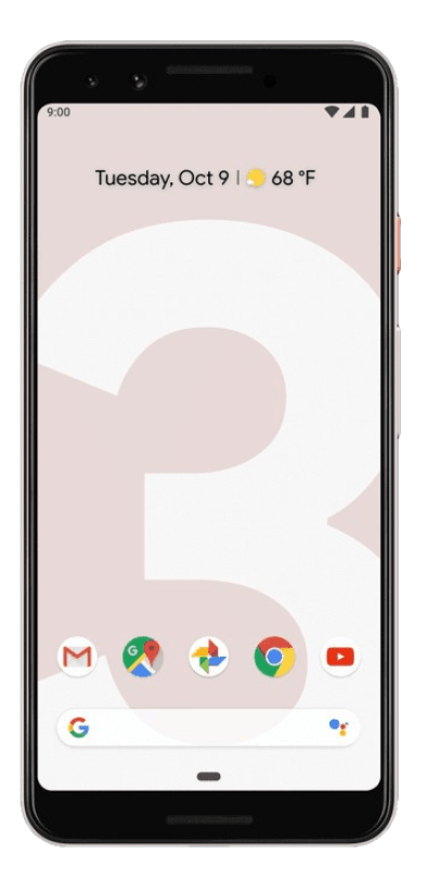 Google Pixel 3