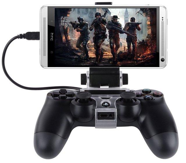Megadream PS4 Controller Phone Mount