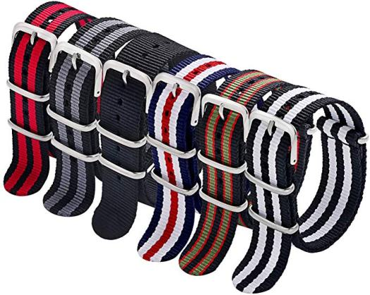 Carty nylon onePlus watch bands