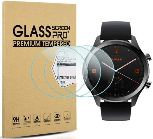 Best Screen Protectors for TicWatch S2 in 2020 2