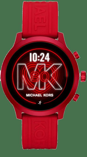 Michael Kors Access Mkgo Red