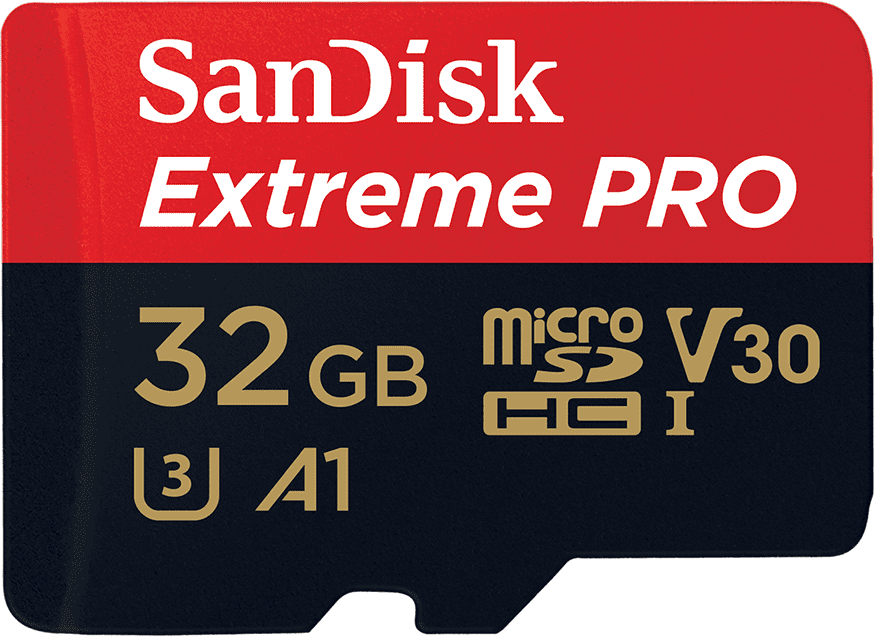 SanDisk recompense for 32GB