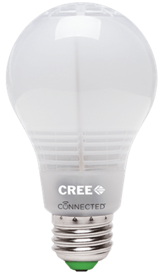 Cree Connected 60 Watt Soft White Off Image