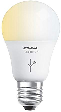 Sylvania Osram Lightify A19 Smart Adjustable White Led