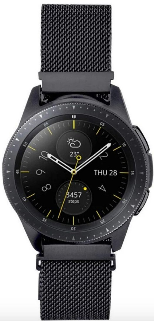 Best Bands for Samsung Gear S3 in 2020 8