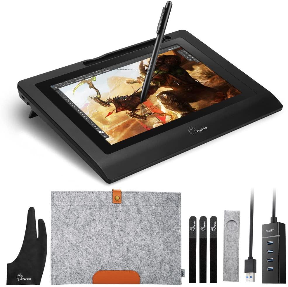 Parblo Drawing Tablet