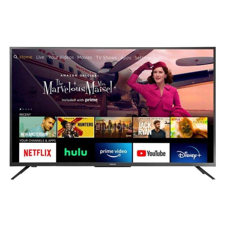 Toshiba 50in Smart 4k Tv Fire Tv