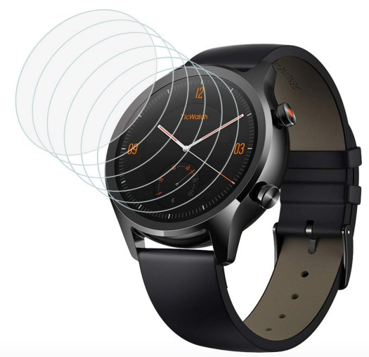 Best Screen Protectors for TicWatch S2 in 2020 8