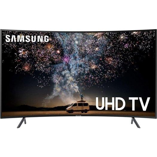 Samsung Curved Ru7300 65 Inch 4k Tv