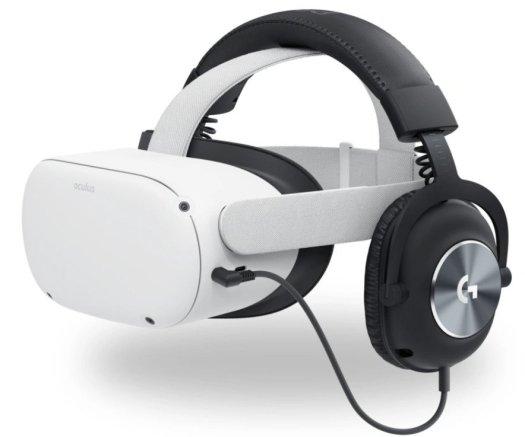 Logitech Oculus Ready Pro Headset