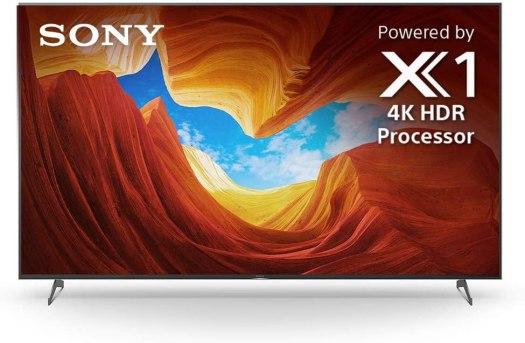 Sony X900H 4K TV