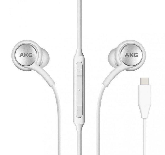 Samsung Type C Earphones Render