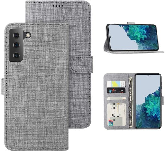 Feitenn Slim Flip Wallet Case Galaxy S