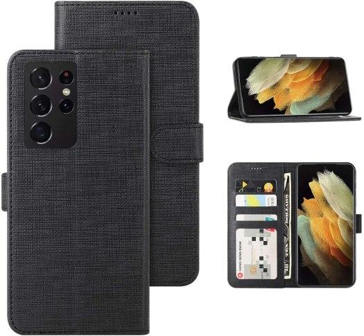 Foluu Wallet Case Galaxy S