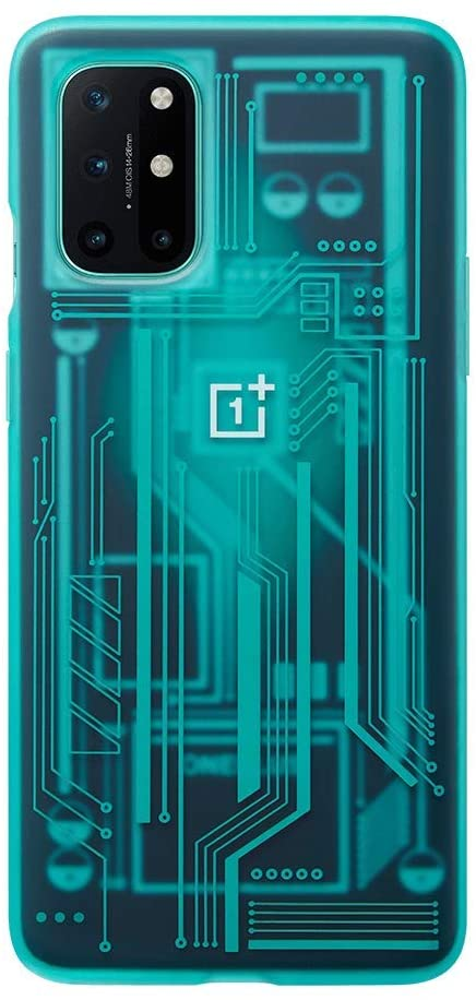 Oneplus Cyborg Bumper Case Oneplus 8t
