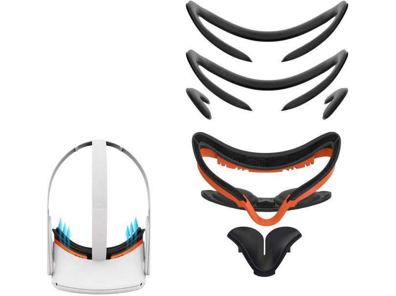 Amvr Quest 2 Facial Interface Replacement