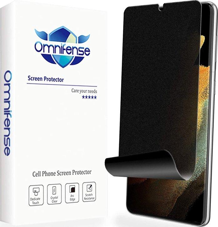 Omnifense Galaxy S21 Ultra Privacy Screen Protector