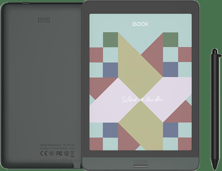 Onyx Boox Nova3 Reco