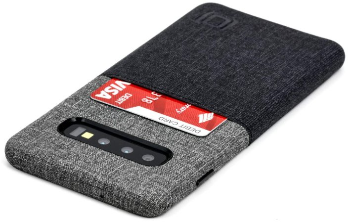 Dockem Luxe N1 Wallet Case Galaxy S10